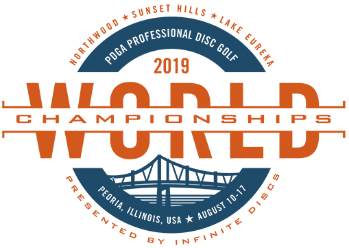 2019 PDGA Professional Disc Golf World Championships